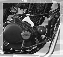 Bajaj DTSi Engine