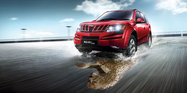 Mahindra XUV 500 Rebooking opening in next month 2012