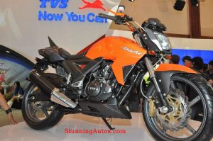 TVS Apache Upgrade