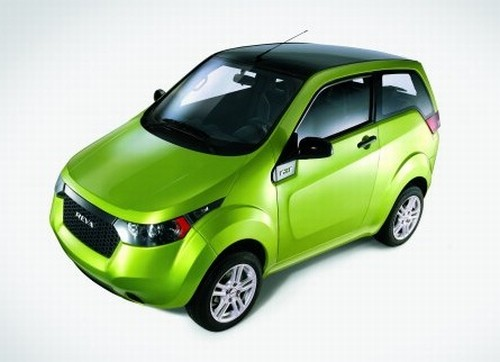 an overview of the development of the innovative concept of the reva electric car