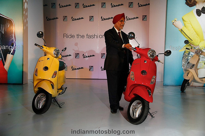 Vespa LX125 Test Drive and Review