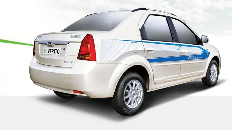 Mahindra eVerito Full Electric Car