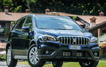 Future Ready Suzuki sx4 S-Cross unveiled