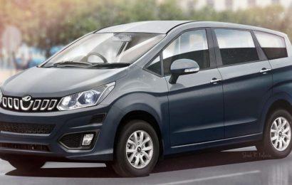 Mahindra New MPV rivaling Toyota Innova Crysta