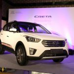 Hyundai Creta Anniversary Edition at Launch Event