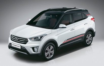 Hyundai Creta celebrates its first anniversary in India, launches three new variants