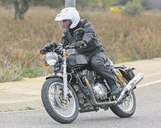 Finally Royal Enfield working on 750cc engine bike