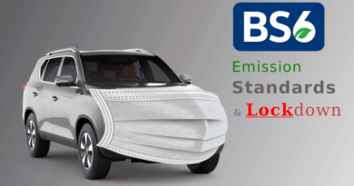 BS-6 emission standards and covid-19 lockdown effect on automobile industries